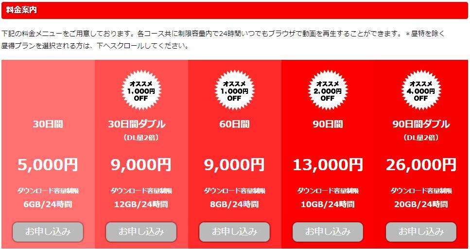 ハード陵辱ナンバーワン&真正中出し連発無修正動画に拘った『TOKYO HOT(東京熱)』の料金・決済関連の詳しい詳細はコチラからご覧下さい。